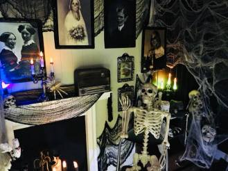Haunted House 21 Oct 2017